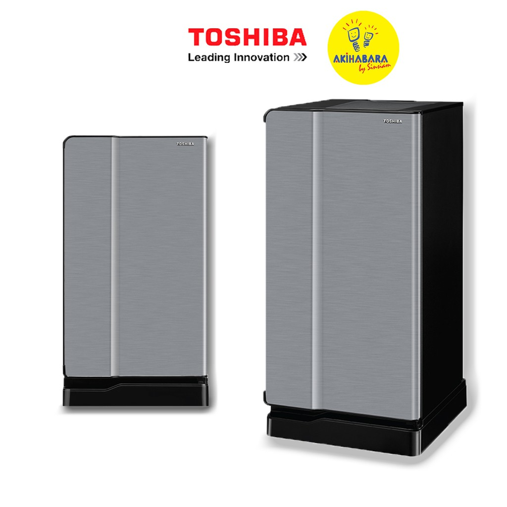 TOSHIBA ตู้เย็น 1 ประตู รุ่น GR-D145 ขนาด 5 คิว