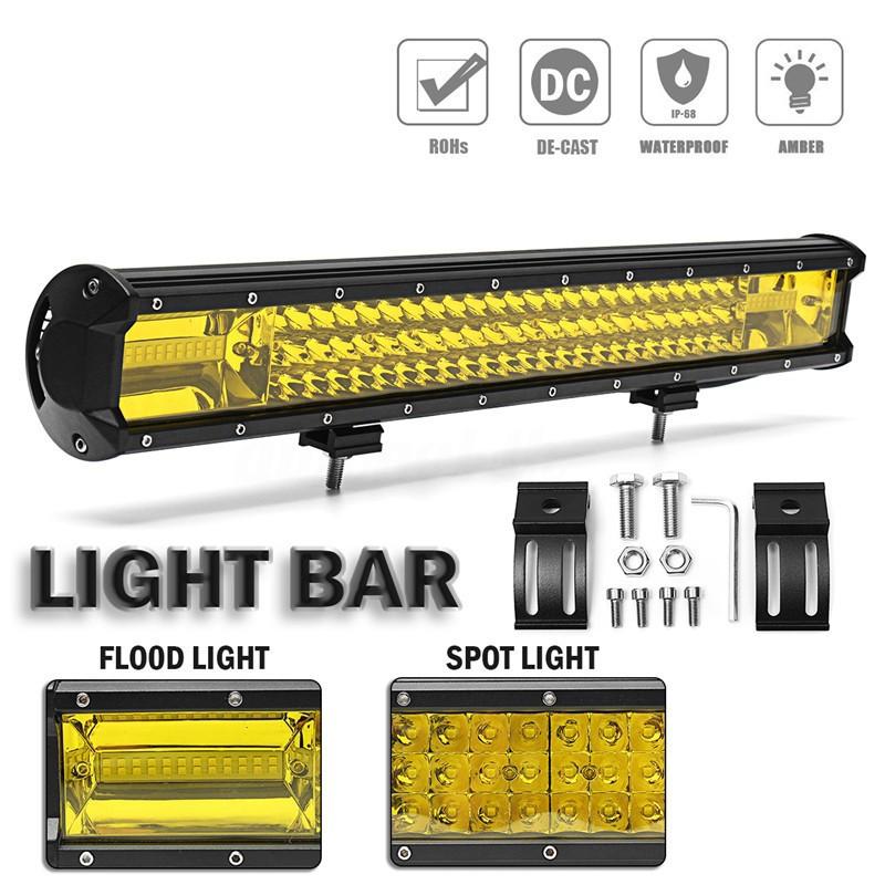 12v 35W DECK LIGHT FLOODLIGHT 4 X 4 ROOF BOAT CARAVANETTE SPOT LIGHT