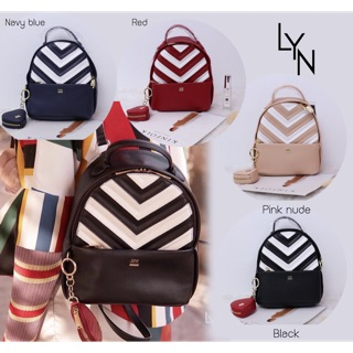 LYN RENA BACKPACK (outlet) ขายขาด