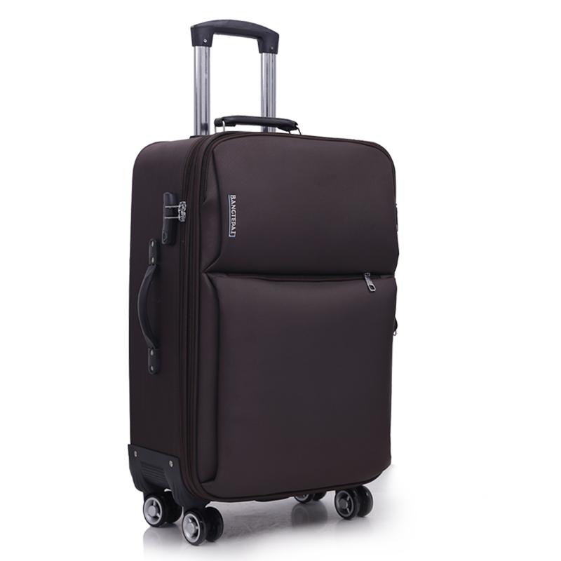 กระเป๋าเดินทาง กระเป๋าเดินทางล้อลากกระเป๋าเดินทางเดินทาง26-กระเป๋าเดินทางล้อลากขนาดนิ้ว24กระเป๋าเดินทางนักเรียนหญิงชายฟอ