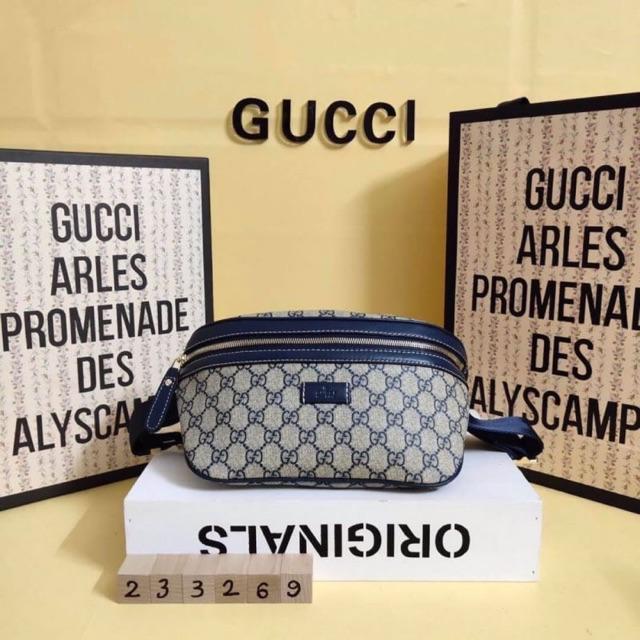 กระเป๋าคาดอก Gucci belt bag