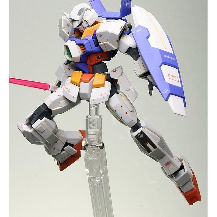 ✿➲ Hg Gundam AGE-1 นาฬิกาข้อมือแบบเป็นทางการ ★ Crk อุปกรณ์ทําอาหาร