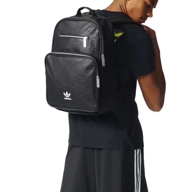 แท้จริง 2018 adidas backpack