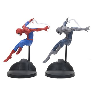 Review ตุ๊กตาฟิกเกอร์ Superhero The Spider Man Creator Spiderman