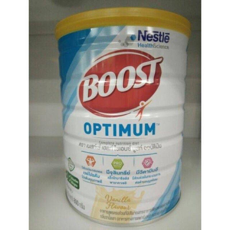 นมBoost optimumปริมาณ800g