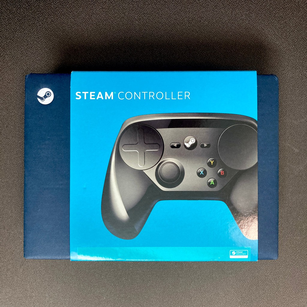 [สภาพ 99%] จอยเกม Steam Controller