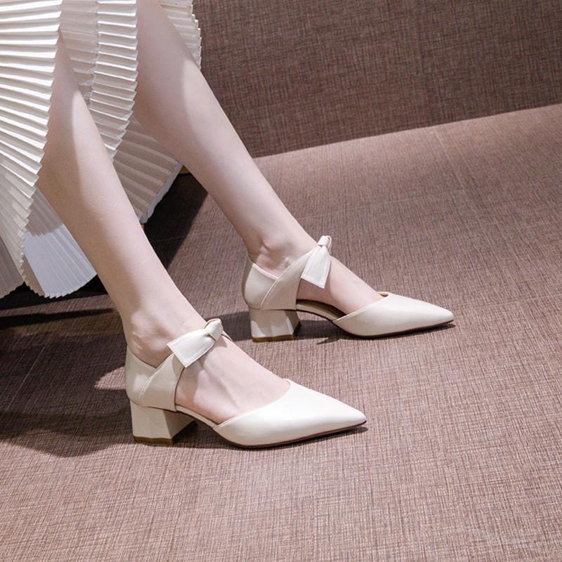 รองเท้าผู้หญิงรองเท้าคัชชูส้นสูงรองเท้าแฟชั่น
