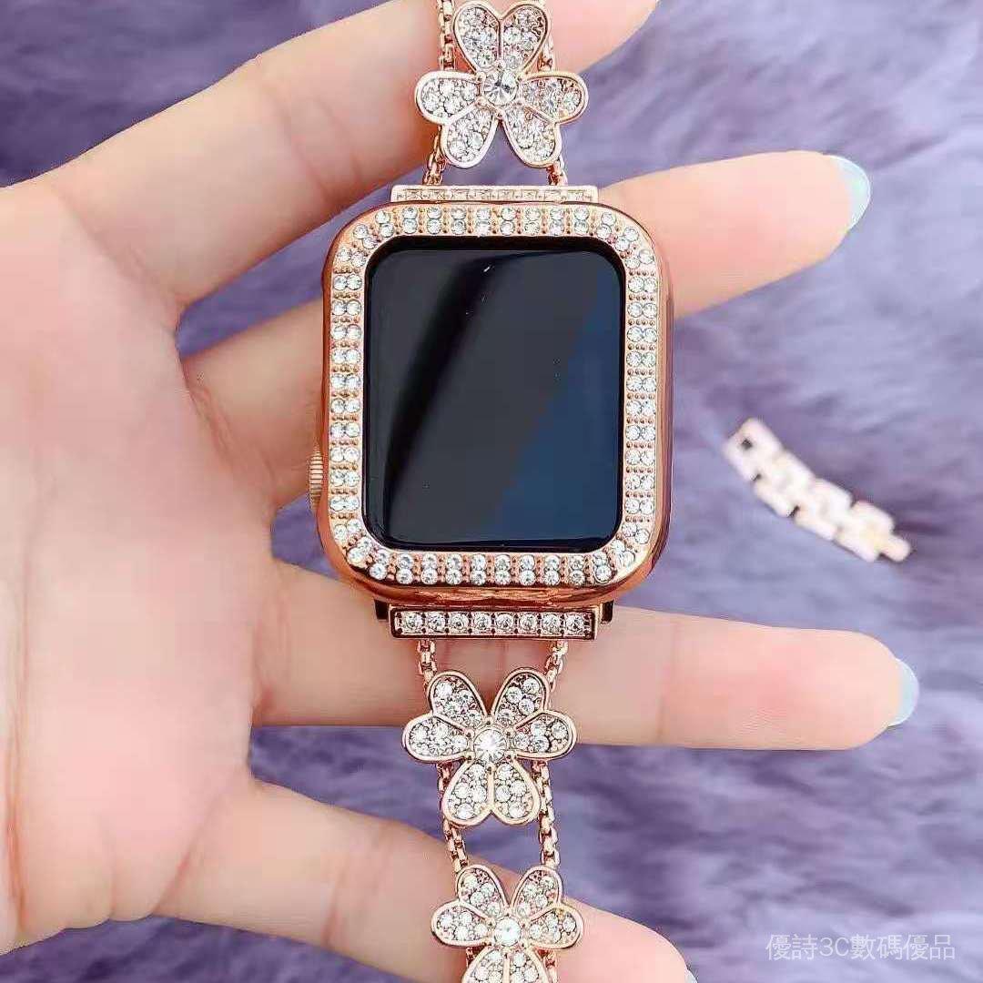 สายนาฬิกาข้อมือสําหรับ Applewatch Iwatchse65432