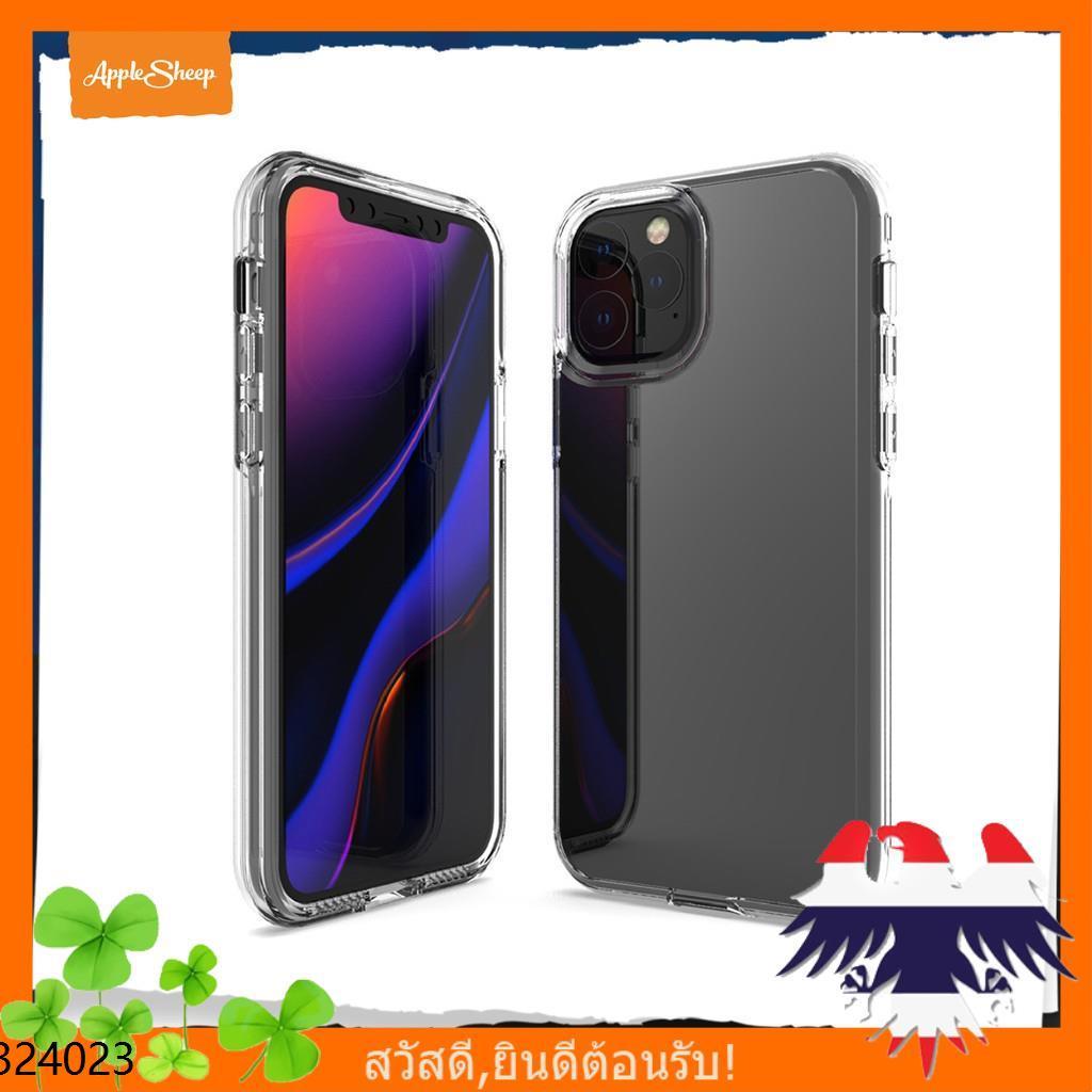 พร้อมส่ง เคสใสสองชั้นสำหรับ iPhone ทุกรุ่น [Case iPhone] จาก AppleSheep พร้อมส่งทั่วไทย