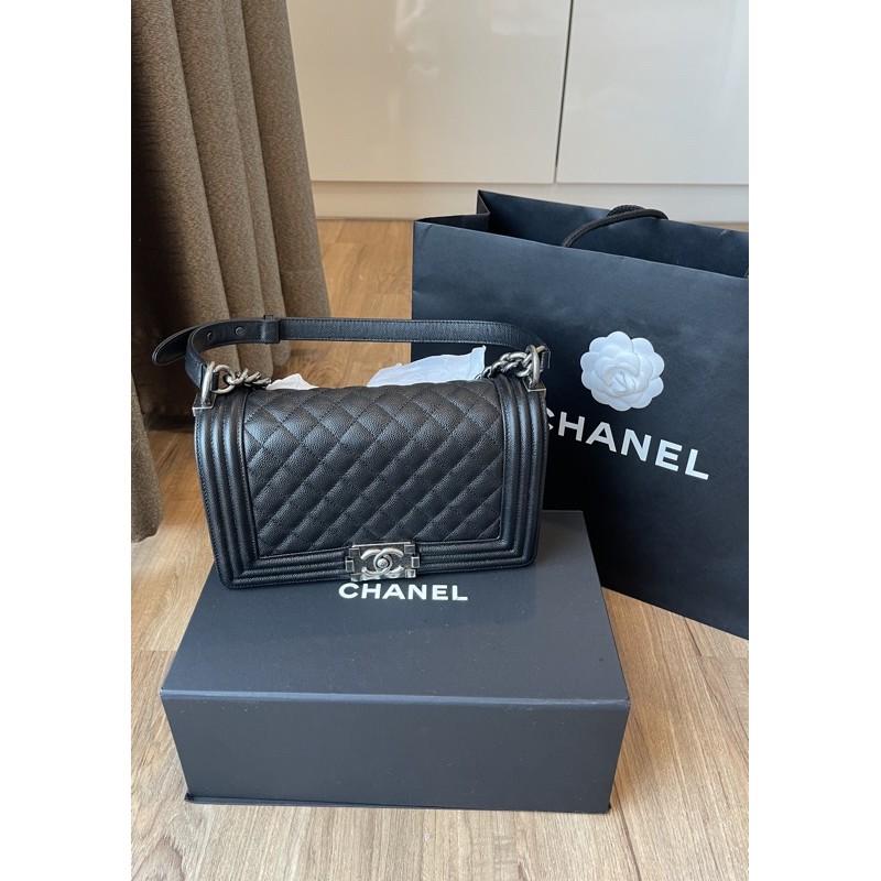 New Chanel Boy 10 holo30 RHW