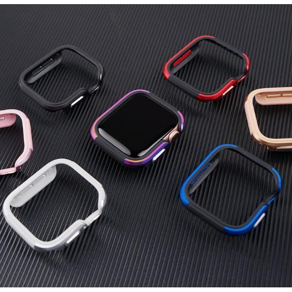 เคสอลูมิเนียมสําหรับ Apple Watch Iwatch 5 Case 40 มม 44 มม 4/5 Generation