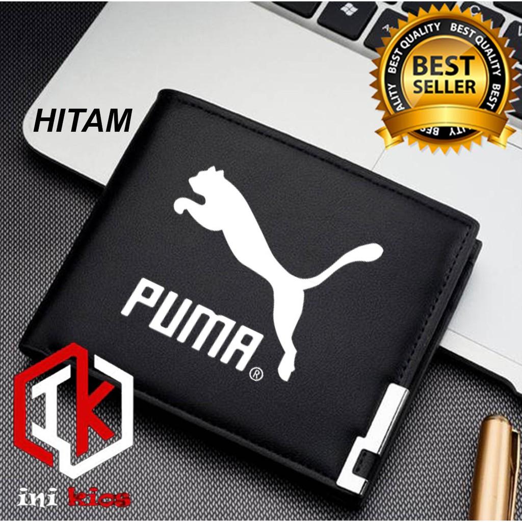 Puma กระเป๋าสตางค์หนังแฟชั่น Unisex