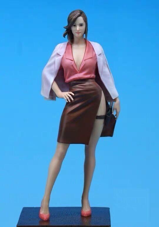 Resin Figure Kit 1/20 Cityhunter Saeko Nogami Garage Resin Kit 7eQU