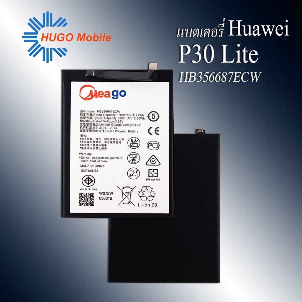 แบตเตอรี่ Huawei P30 Lite / Nova2 Plus / Nova 2i / Nova3 Plus / Nova 3i / HB356687ECW รับประกัน1ปี แบตแท้100% tfkW