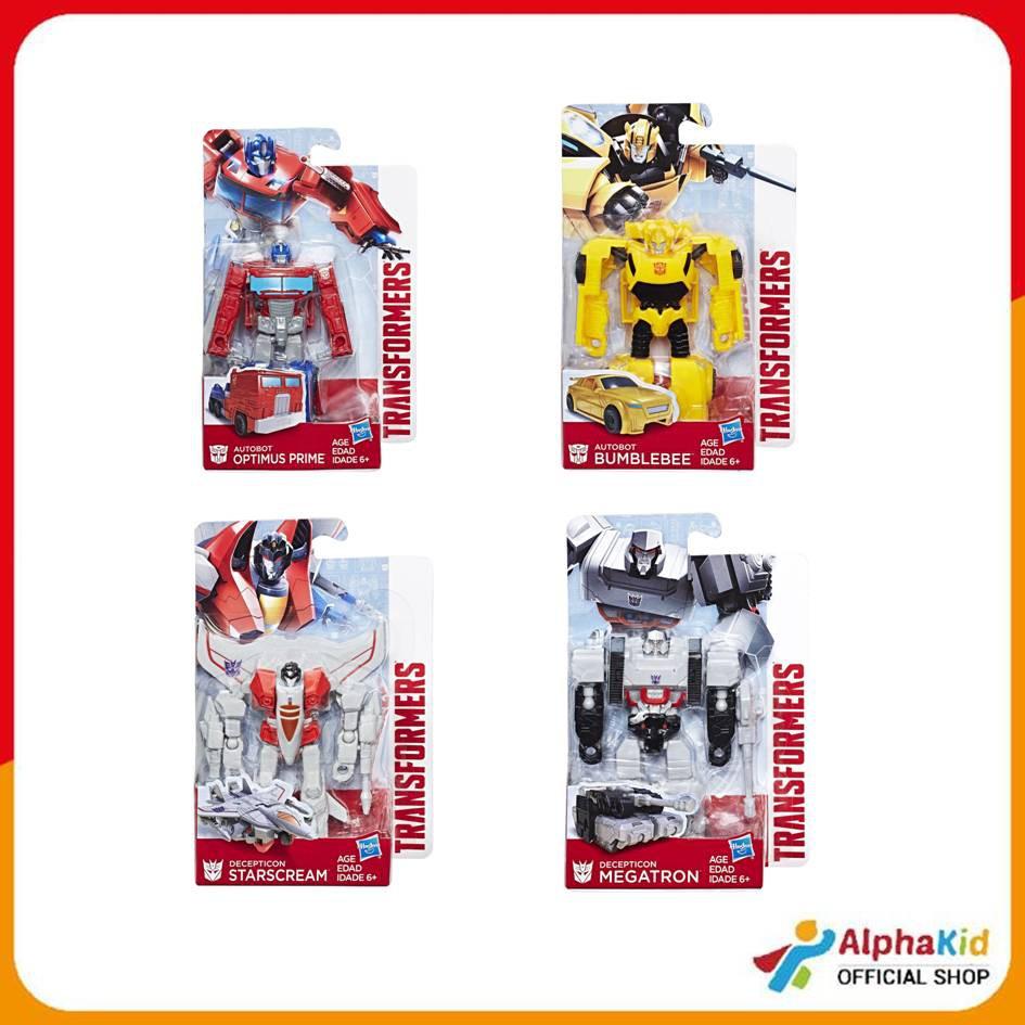 AlphaKid Transformers หุ่นทรานส์ฟอร์เมอร์ของแท้งานอเมริกา Generation  Authentic