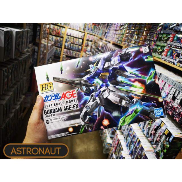 Gundam Bandai HG AGE Gundam AGE-FX