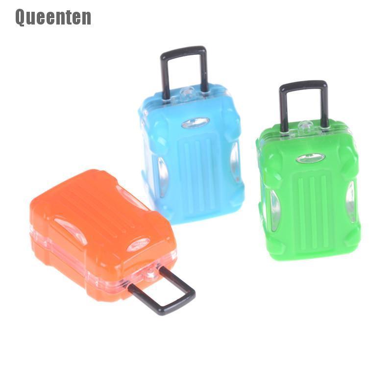 (queenten) กระเป๋าเดินทางของเล่นเด็ก bby
