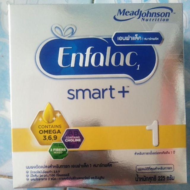 Enfalacเอนฟาแลคสมาทพลัส+สูตร1ขนาด225ก.