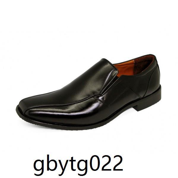 [แท้]TAYWIN รองเท้าคัชชูหนังแท้ ผู้ชาย รุ่น MB-01 หนังนิ่มสีดำ