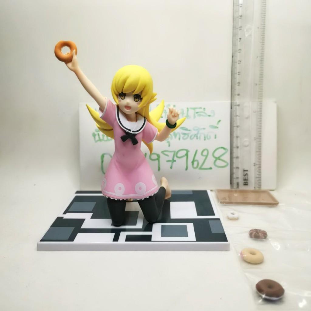 (แท้/มือสองมีกล่อง/มือสองไม่มีกล่อง) Taito Monogatari Series Oshino Shinobu Ver. 4