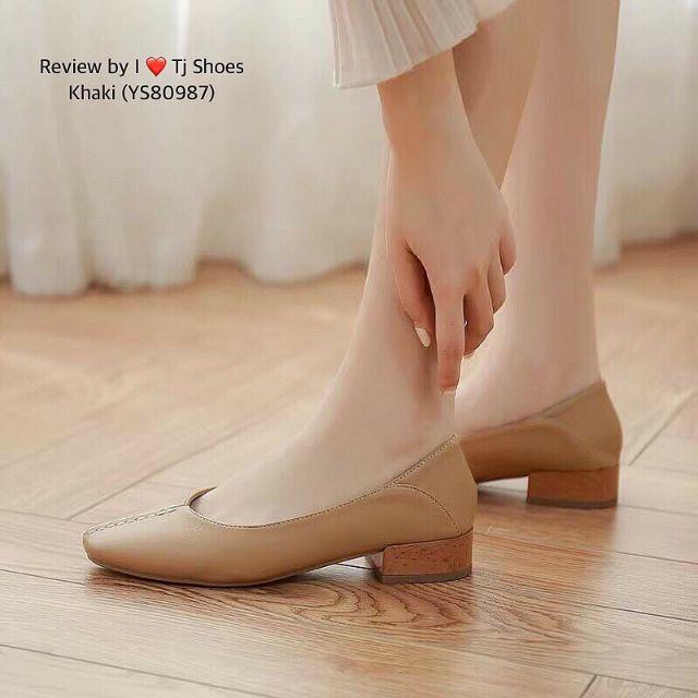 พร้อมรองเท้าคัชชูเพื่อสุขภาพ [[YS80987]]