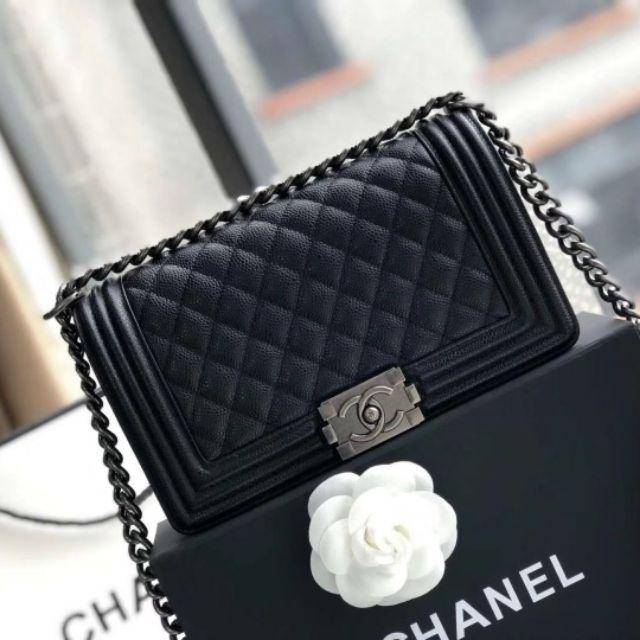 Chanel boy Bag Original