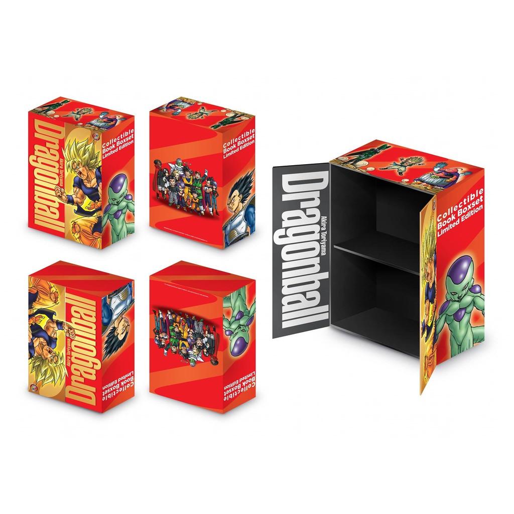 Dragonball Utimate Edition Box Set (เฉพาะกล่องเปล่า ไม่มีหนังสือ)