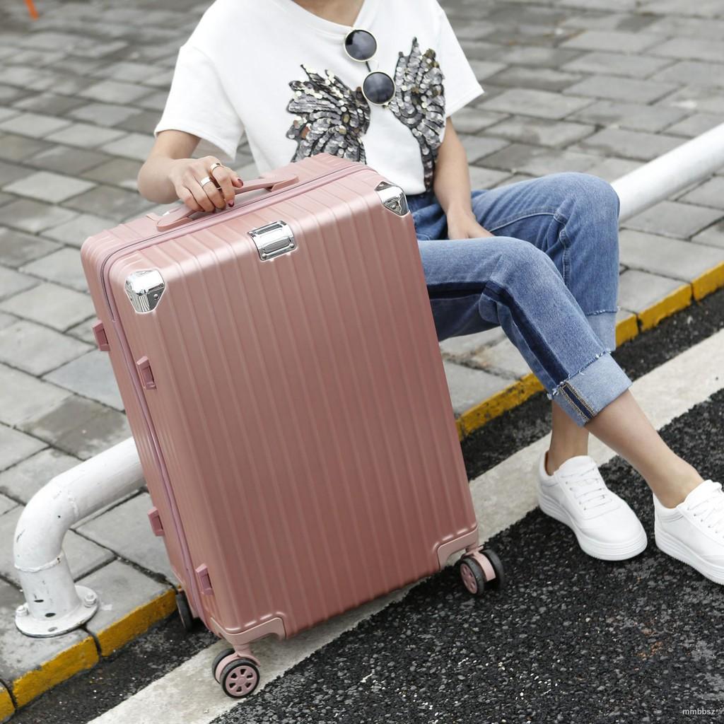 กระเป๋าเดินทางขนาด 24 นิ้ว 22 นิ้ว