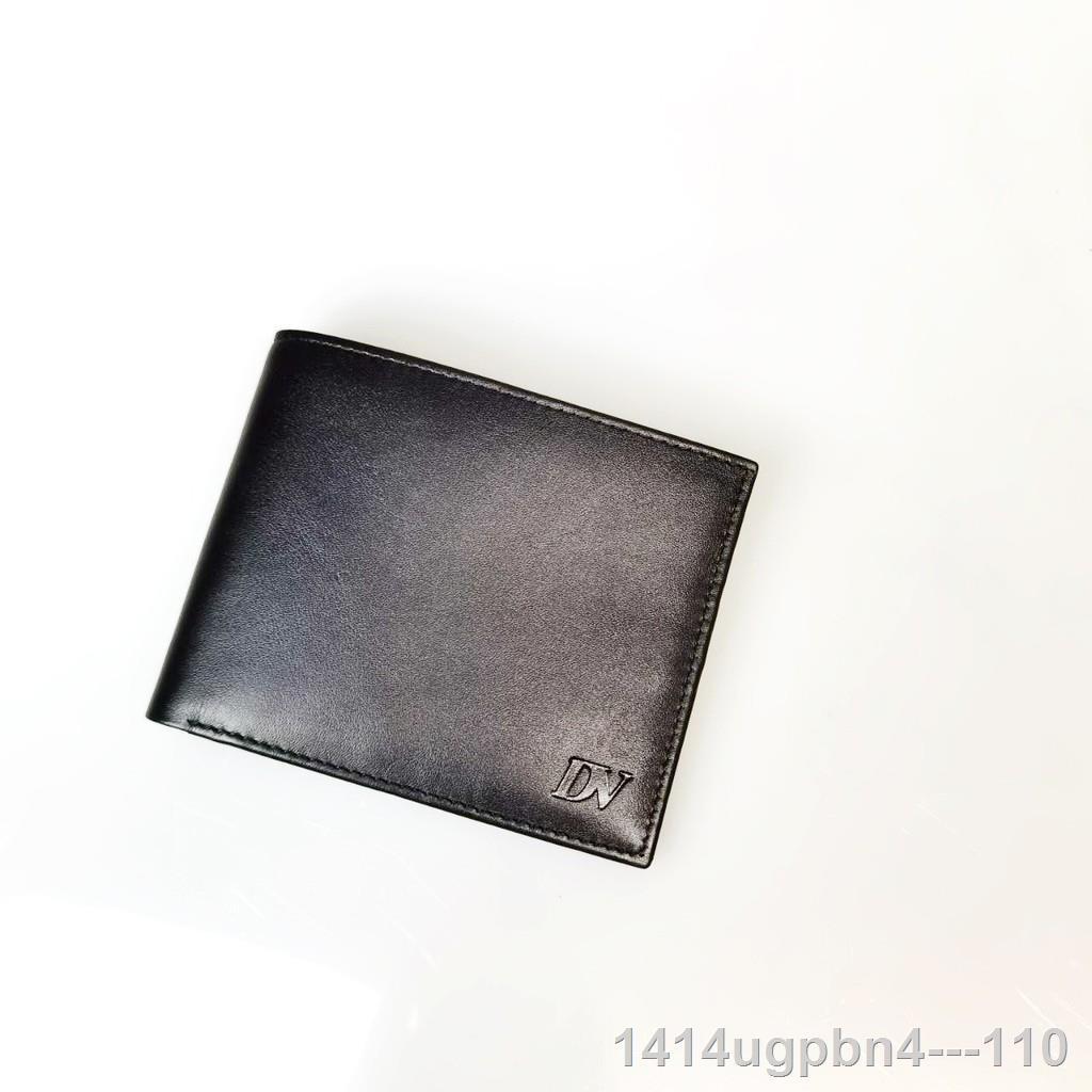 กระเป๋าคาดอกผู้ชาย❄►DEVY กระเป๋าสตางค์ รุ่น D4
