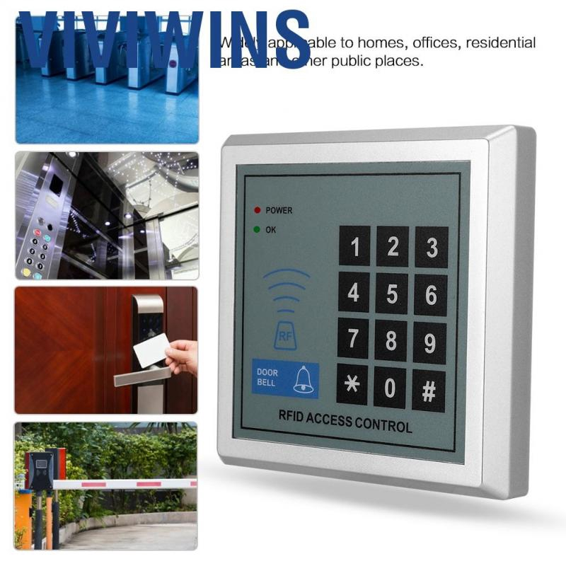 New High Security RFID Proximity Entry Door Lock Access Control System 500