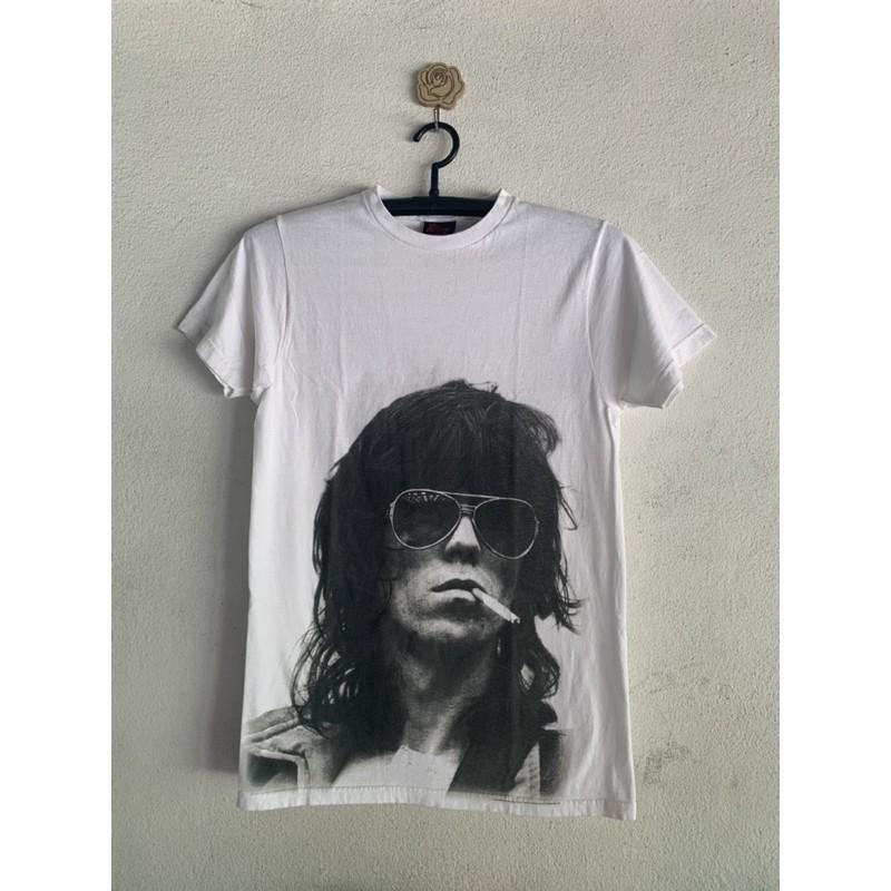 เสื้อMick Jagger The Rolling Stones
