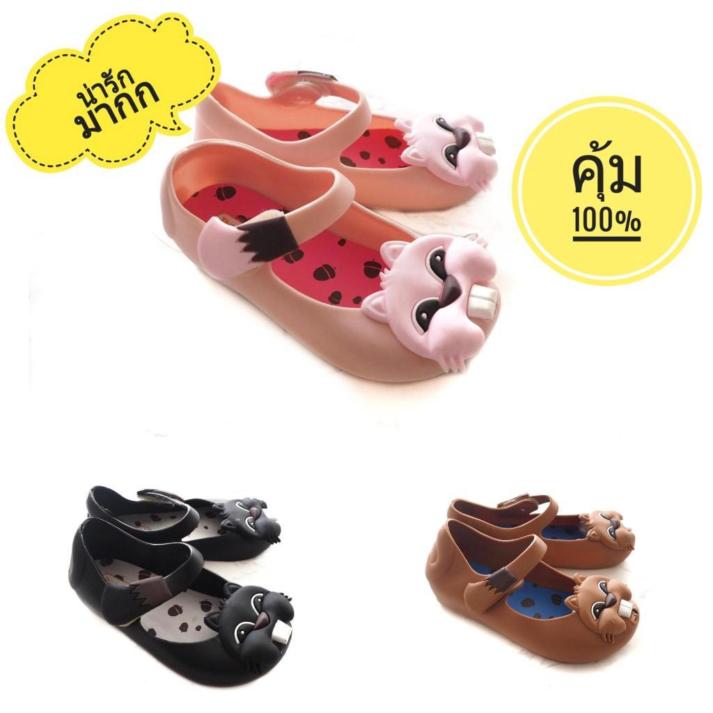 คุณภาพดี Sustainable รองเท้าคัชชูเด็กลายชิปมั้ง รองเท้าเด็กผู้หญิงกระรอกน้อย รองเท้าคัชชูเด็ก คัชชูเด็ก รองเท้าเด็กผู้หญ