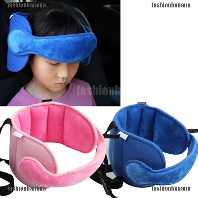 Car Seat Sleep Nap Baby Safety Protector Belt Holder Child Kid Head Support