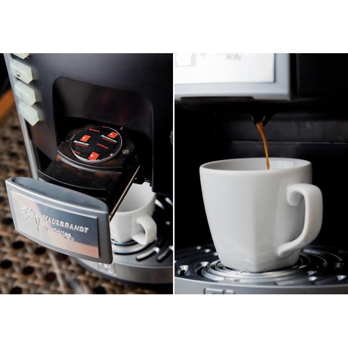 นิยม! กาแฟแคปซูล : เครื่องทำกาแฟ แคปซูล COFFEE ITALY HAUSBRANDT ถูกสุด!