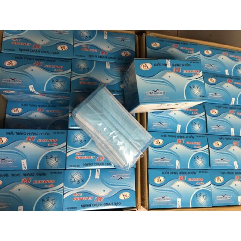 หน้ากากอนามัย นกฟ้า สินค้ายกลัง 50 กล่อง