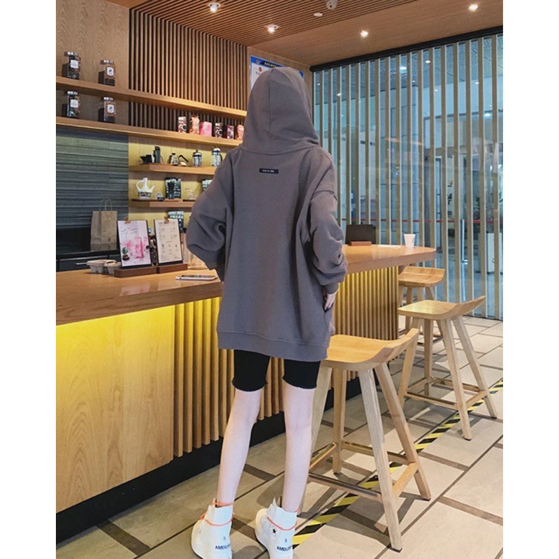 Fear of God Gray Hoodie