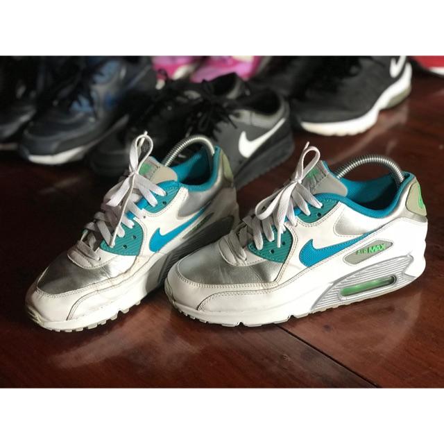 Nike airmax90 รองเท้ามือสองของแท้