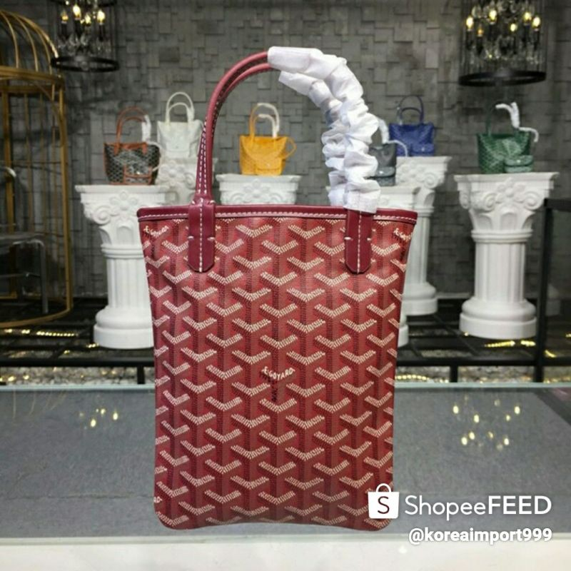 Goyard Poitiers Mini Tote Bag