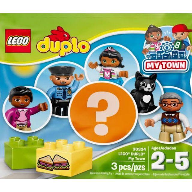 LEGO® DUPLO® Town Train Tracks 10882 23 Pcs