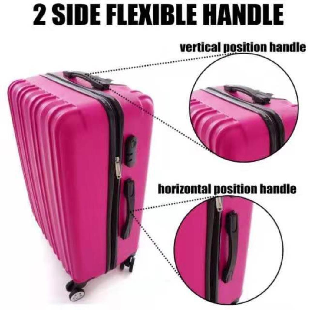 ใหม่ Hot Streak กระเป๋าเดินทาง Abs ขนาด 20 นิ้ว 24 นิ้ว