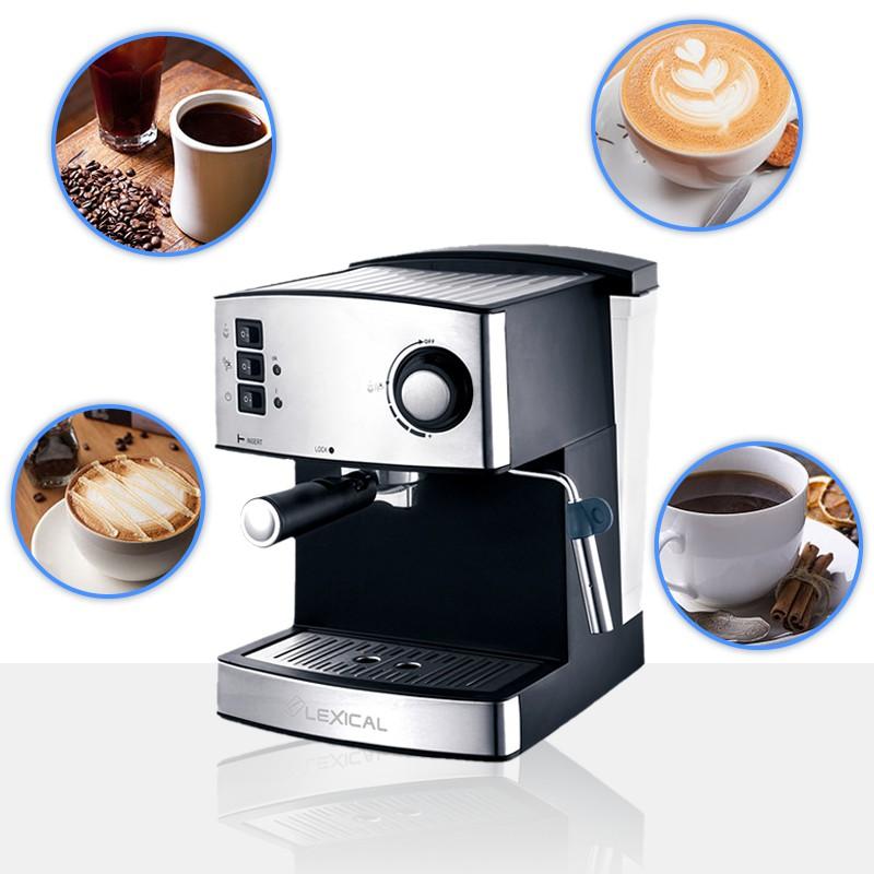 ▬AiThai เครื่องชงกาแฟ เครื่องชงกาแฟอัตโนมัติ เครื่องชงกาแฟเอสเพรสโซ เครื่องทำกาแฟขนาดเล็ก เครื่องชงกาแฟสด เครื่องชงกาแฟ