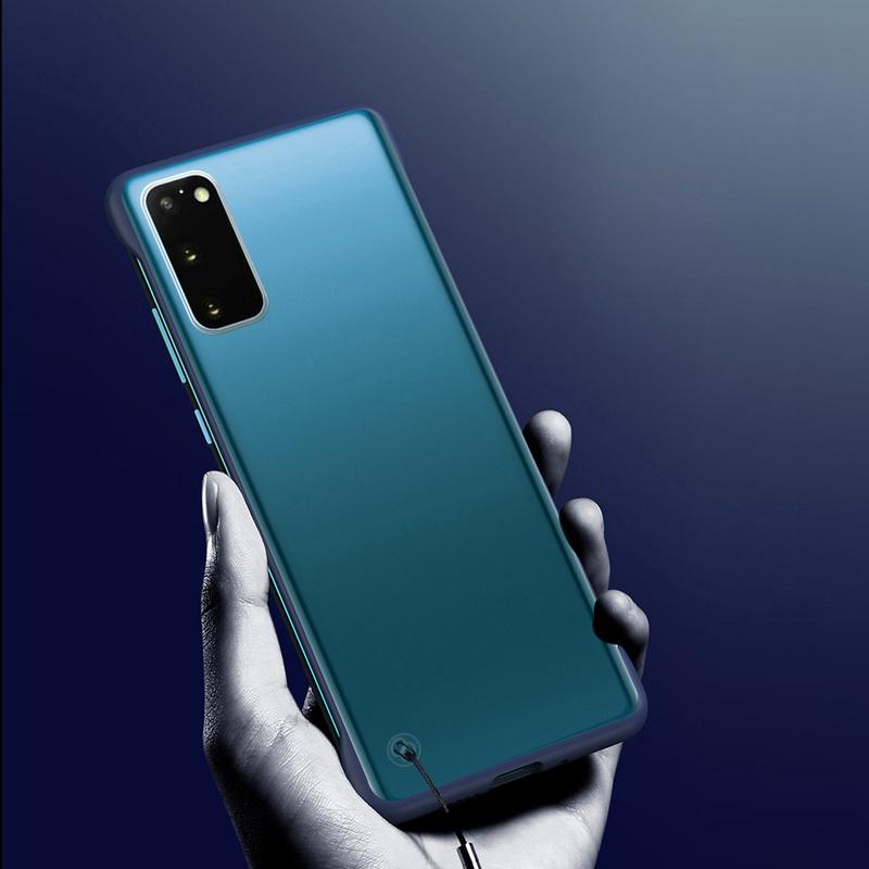 เคส Infinix Hot 9 กรณีปกโทรศัพท์พลาสติกแข็งออกแบบไร้ขอบ Infinix Note 7 Hot 8 Lite 9 Play