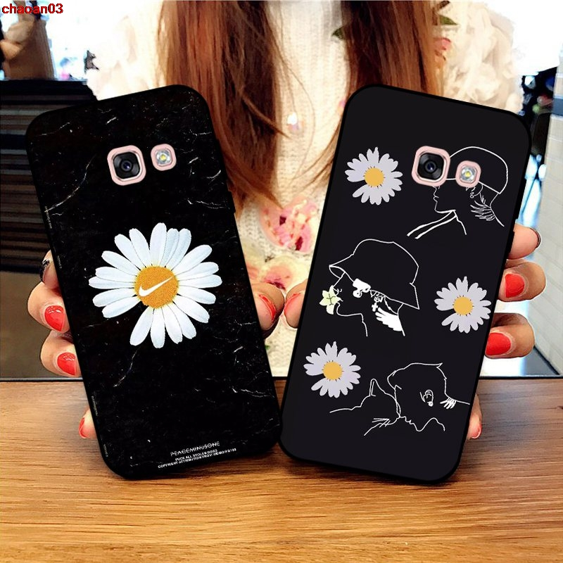 Samsung A3 A5 A6 A7 A8 A9 Pro Star Plus 2015 2016 2017 2018 HJHT Pattern-5 Silicon Case Cover