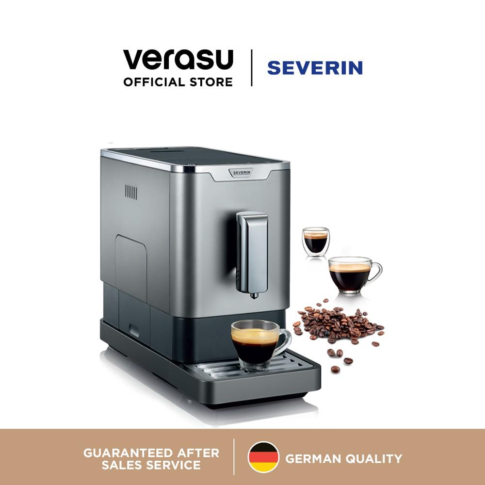 SEVERIN เครื่องชงกาแฟอัตโนมัติ 19 บาร์ รุ่น SEV-8090 VERASU วีรสุ เครื่องชงกาแฟ เครื่องทำกาแฟ