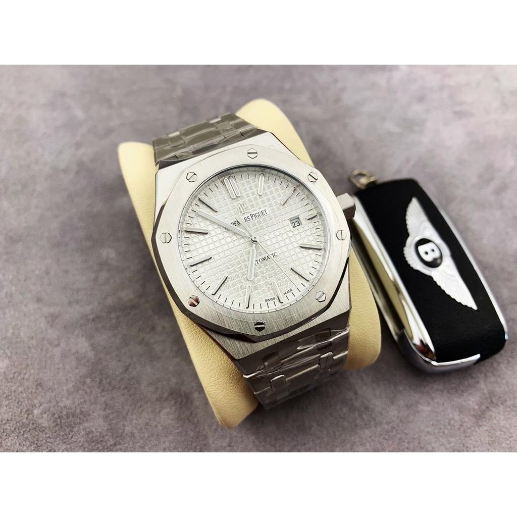 Audemars piguet Royal Oak Series 15400 นาฬิกาข้อมือสำหรับผู้ชาย