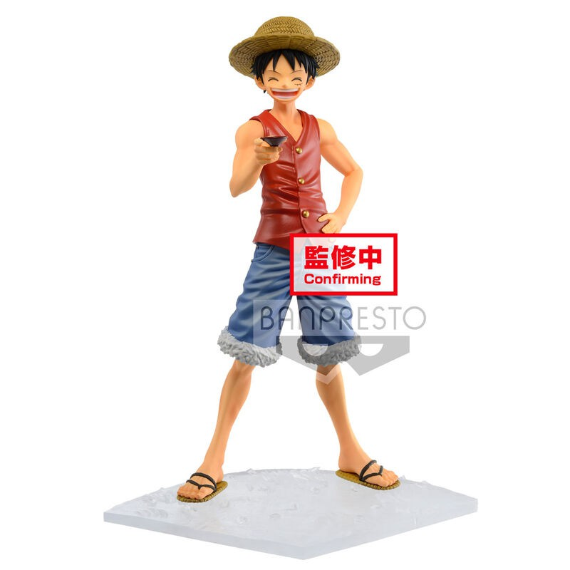 One Piece Magazine Special Episode Luffy figure 18cm 4983164169614