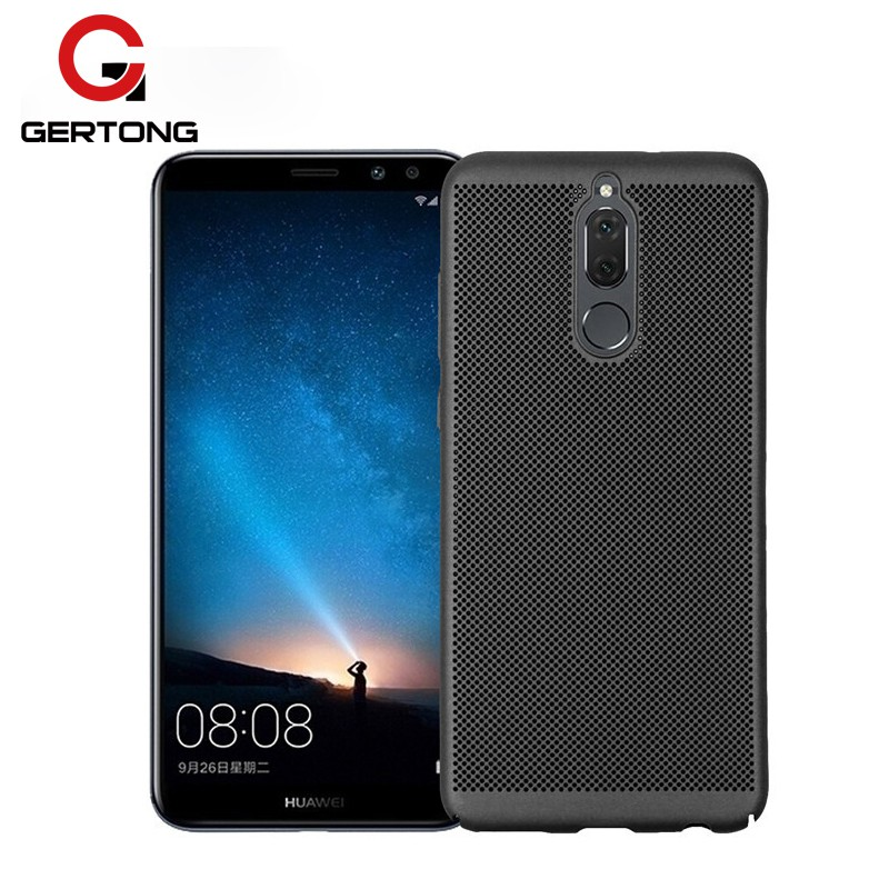 Heat Dissipation เคส For Huawei Nova 2i Hard PC Cover