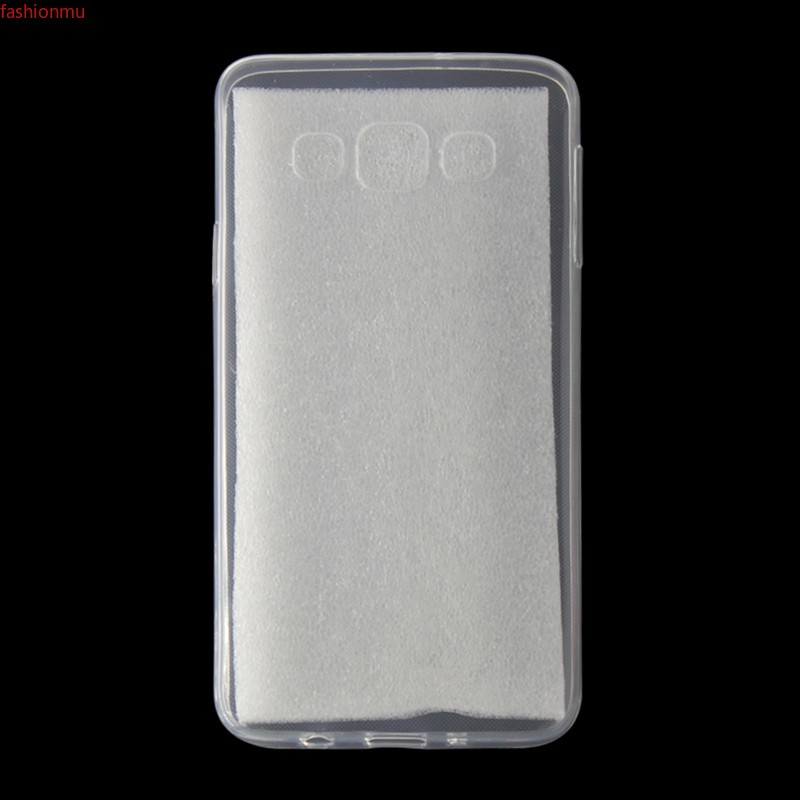 Samsung A3 A5 A6 A7 A8 A9 Star Pro Plus E5 E7 2016 2017 2018 Clear Transparent Soft Silicon Case Cover