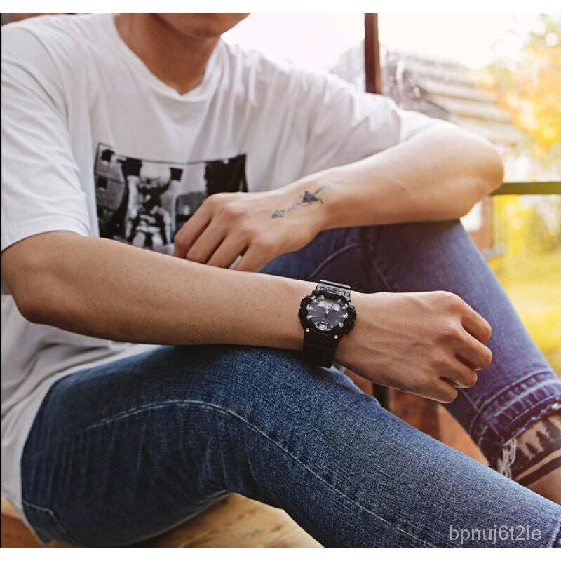 rMG4 Original Casio HDC-700 Men Youth Digital Analogy Sports HDC-700-1A HDC-700-3A HDC-700-9A HDC-700-3A2 HDC-700-3A3 HD