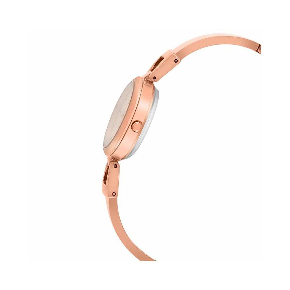 Mail โดยตรงCASIOนาฬิกาCasio แฟชั่นและสง่างามผู้หญิงอารมณ์นาฬิกาสายสแตนเลส/กุหลาบ LT CF0a